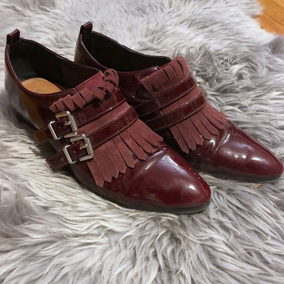 Shellys London Patent Leather Shoes